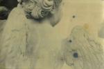 Biancuzzi - She - Tirage baryté et techniques mixtes